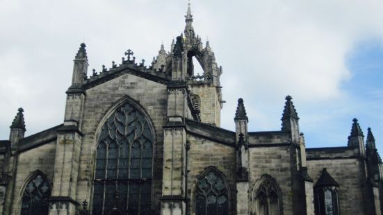 St Giles' Cathedral Cafe