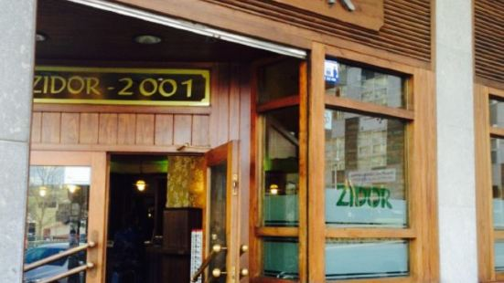 Zidor Cafe Bar