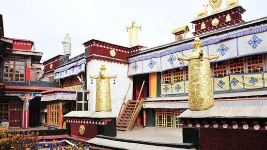 次巴拉康寺