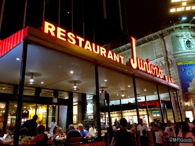 Junior's Restaurant (45th Street NYC)