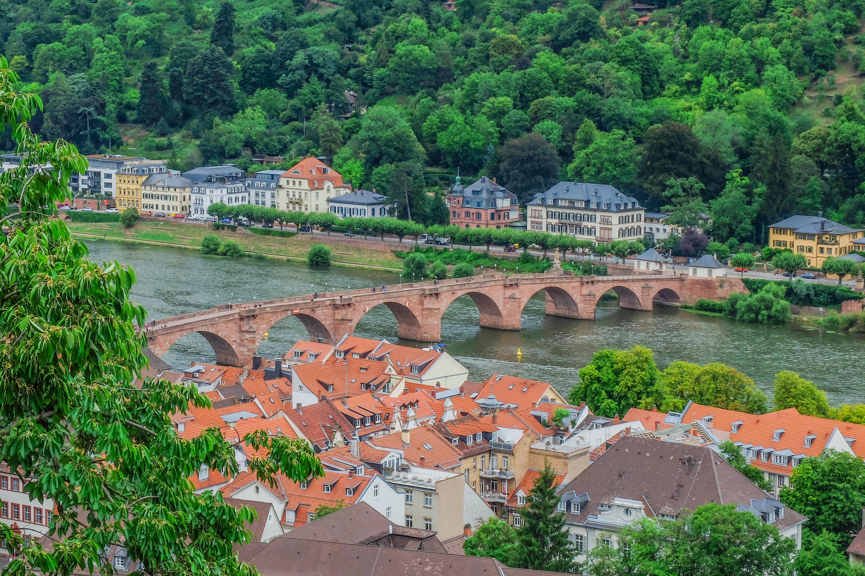 Morning tour to Heidelberg from Frankfurt