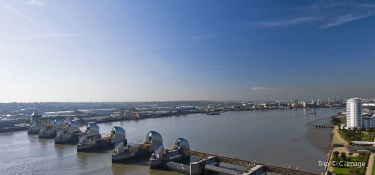 The Thames Barrier1