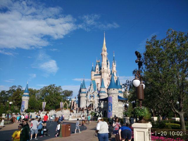 迪士尼神奇王國