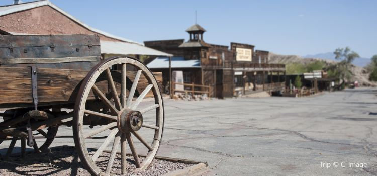 Calico Ghost Town1