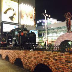 신바시 여행 사진