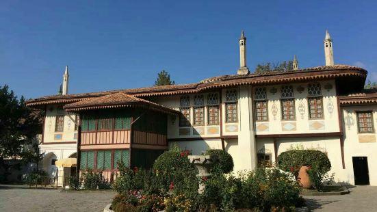 巴赫奇薩賴汗宮