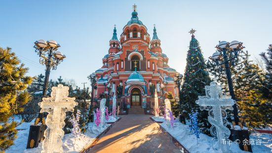 喀山聖母教堂