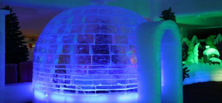 Changjin Ice and Snow World2