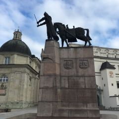 Equestrian Statue of Gediminas User Photo