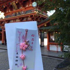 Ikuta Shrine User Photo