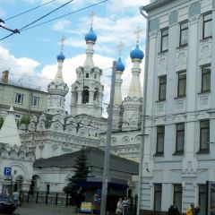 Church of the Nativity of Our Lady in Putinki User Photo
