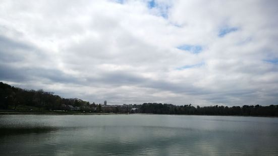 切斯納特水庫