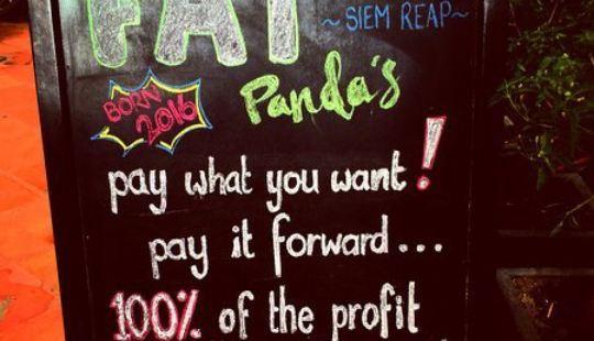 Fat Pandas