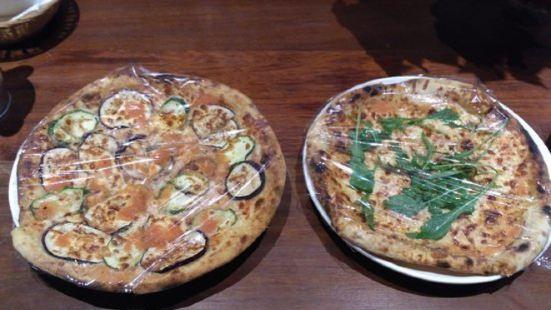 Yin's Sourdough Pizza