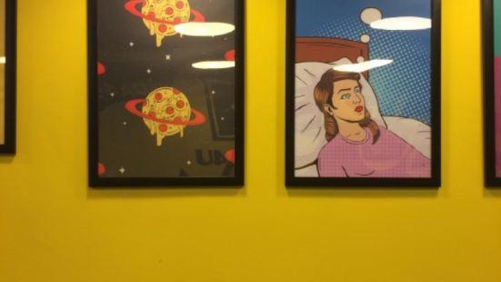 Pizza 4U披薩(八寶街店)