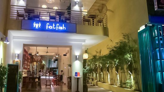 Fatfish Restaurant & Lounge Bar