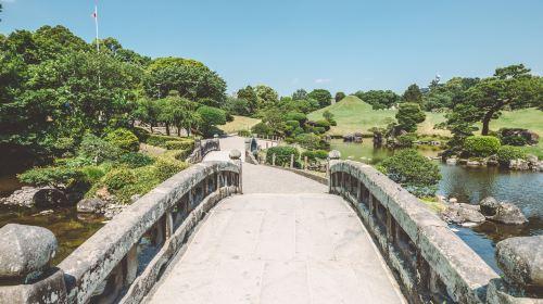 스이젠지 조주엔 공원