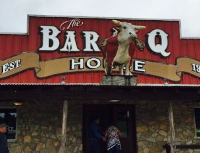 The Barbecue House