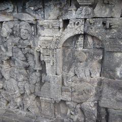보로부두르 여행 사진