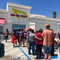 In-N-Out Burger(Rancho Oakey) User Photo