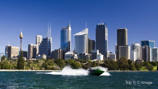 Sydney Harbour Jetboat