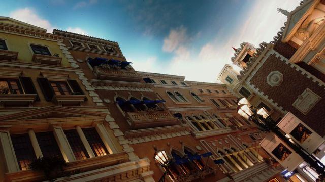베네치안 호텔 마카오