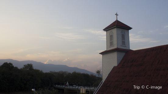 Church At First Chiang Mai