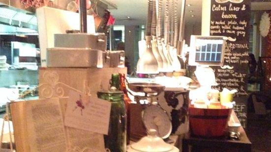 The Anthologist Bar & Restaurant
