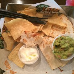 Lime Fresh Mexican Grill User Photo