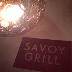 Savoy Grill User Photo