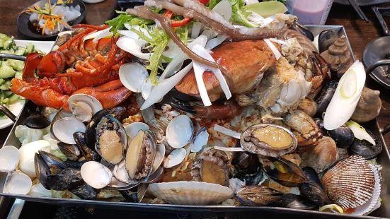 济扶岛韩国海鲜汤제부도 해물탕 (望京店)