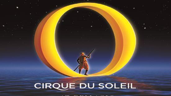 太陽劇團《O》秀
