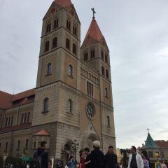 독일풍경거리 여행 사진