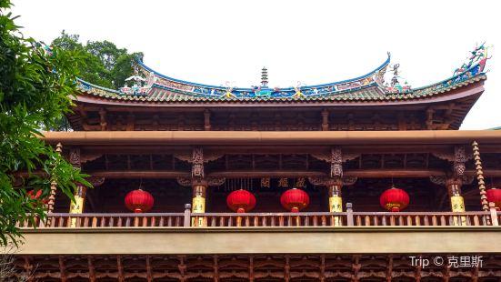 南普陀寺藏經閣