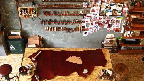 Cindy Loh Shanghai 手工皮具創作&體驗工作室
