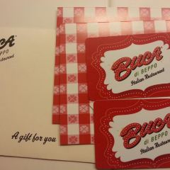 Buca di Beppo User Photo