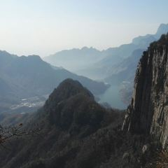 후이룽 톈제산 관광구 여행 사진