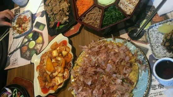 瑪喜達韓國年糕料理