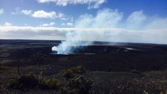 Keanakakoi Crater Overlook
