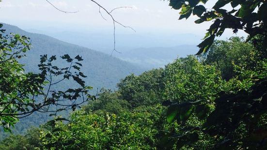 Mary's Rock Summit Trail