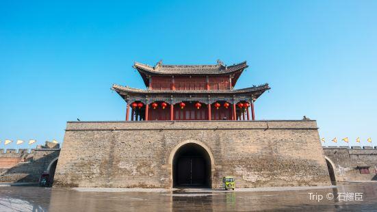 Shangqiu Ancient City Scenic Area