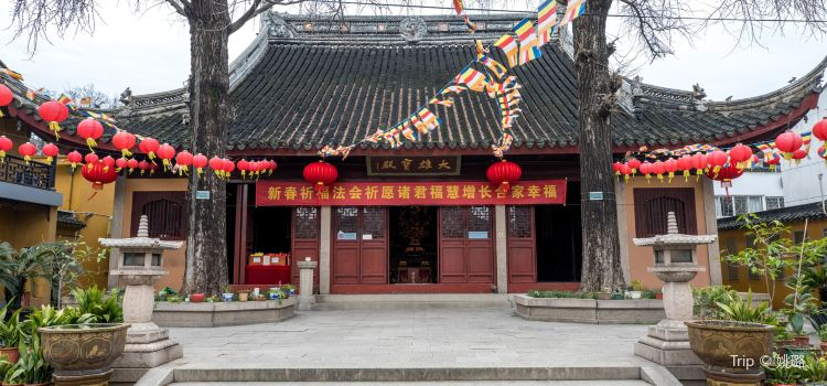 Suzhou Dinghui Temple2