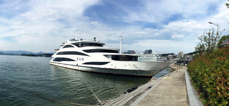 千島湖遊船2