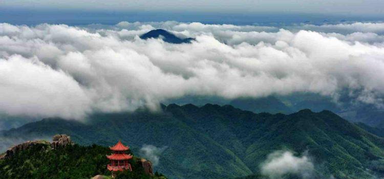 Jiuxian Mountain Scenic Area2