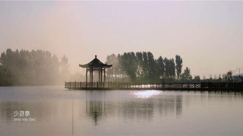 Huai'an Jinhu Hehuadang Scenic Area
