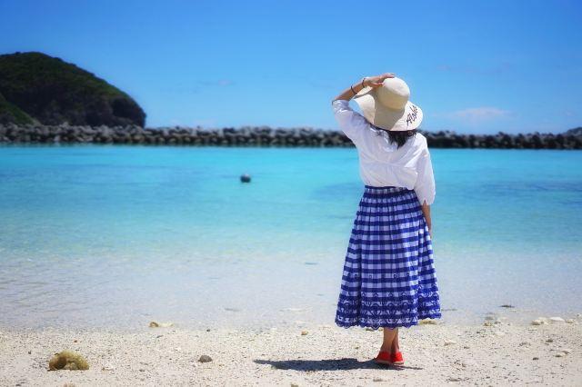 戀戰沖繩,有一種藍叫慶良間藍——沖繩離島阿嘉島浮潛親子游,刷日本三年簽