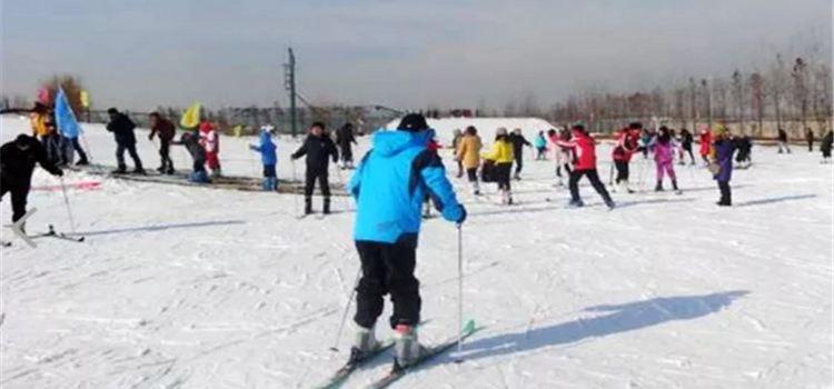 運河灣生態滑雪場2