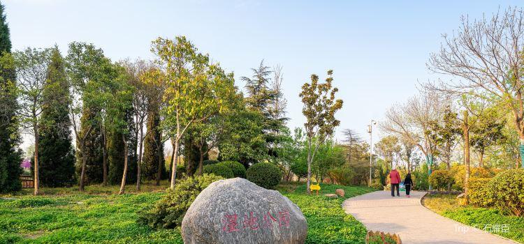 鄭東新區濕地公園1