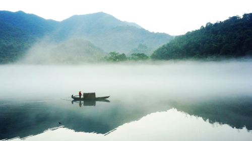 Dongjiang Lake Scenic Area