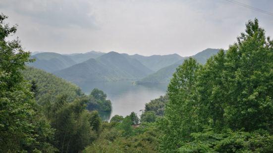 梅山水庫風景區